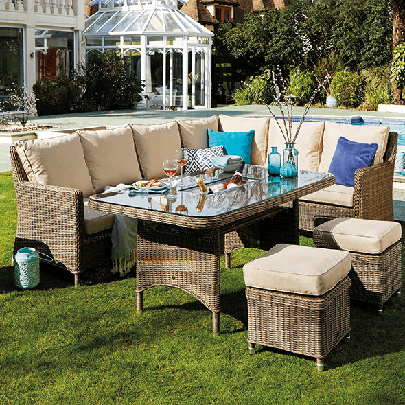 Garden Furniture – Table sets & benches - Furniture Village