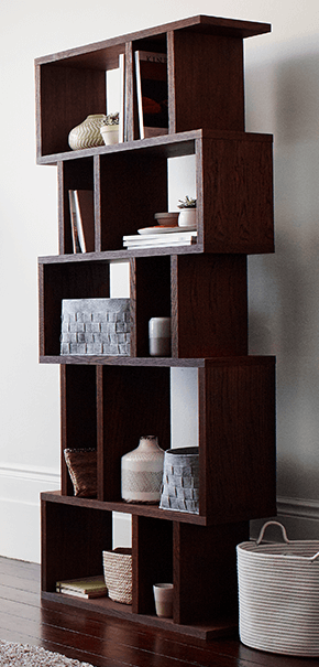 Furniture Village bookcases