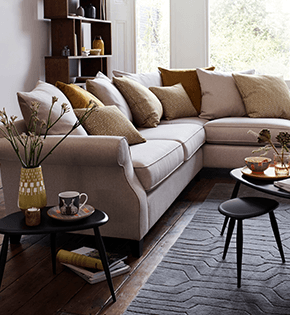 Furniture Village corner sofas