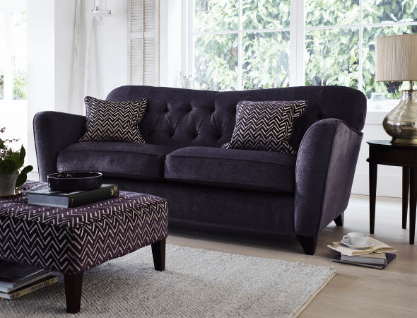 Furniture Village fabric sofas