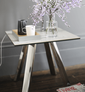 Furniture Village lamp tables