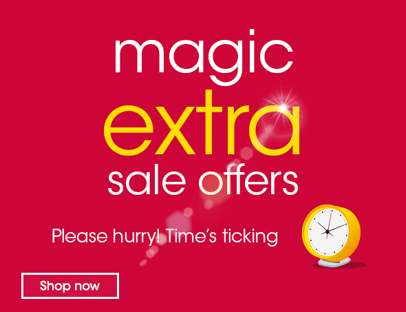 Magic extra sale offers