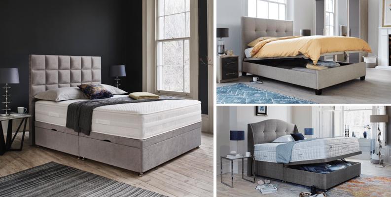 Bed Frames Amp Luxury Bedsteads Furniture Village