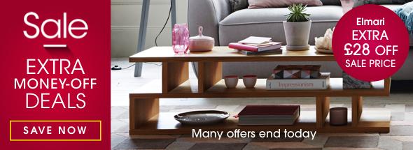 Extra money-off deals living room