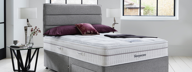 Master bedroom mattresses