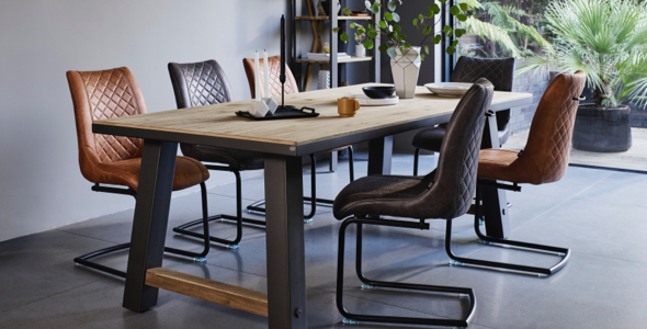 The Industrial Trend Furniture Village