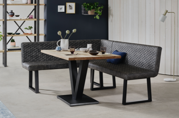 Shop our stylish dining range for a selection of contemporary and traditional options.