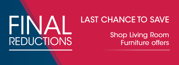 Final reductions at Furniture Village