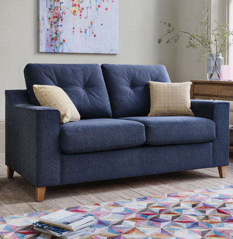 Compact sofas and armchairs