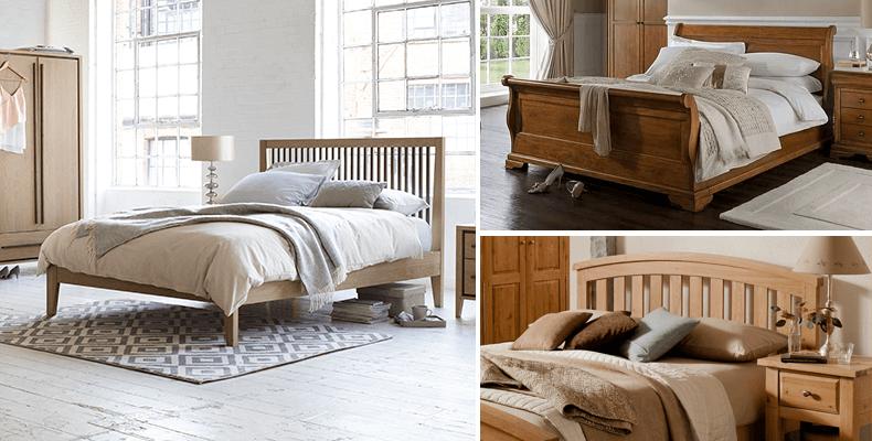shop all wooden bed frames