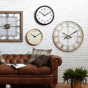 Furniture Village clocks