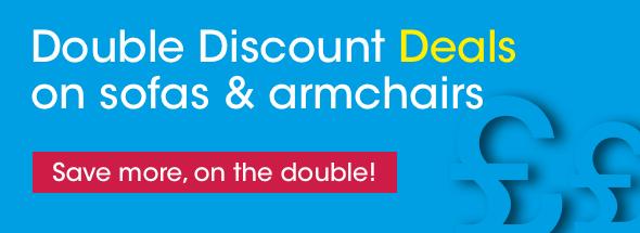 Double Discount deals