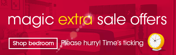 Magic extra sale bedroom offers