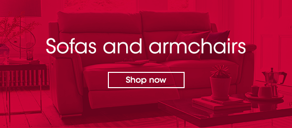 Clearance sofas and armchairs
