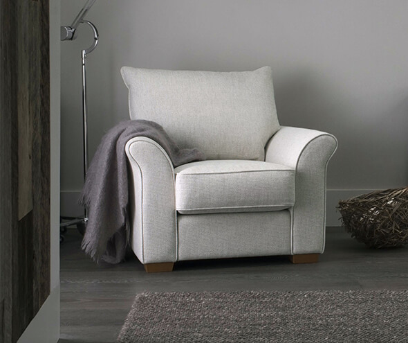 Collins & Hayes Armchairs at Furniture Village