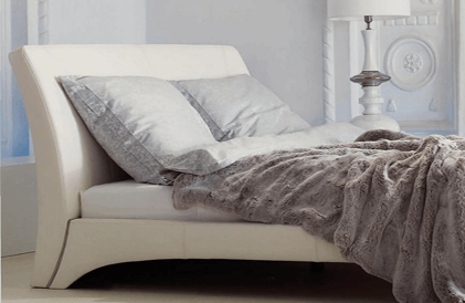 Furniture Village Leather bed frames
