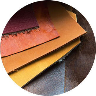 Nicoletti Leather Fabric