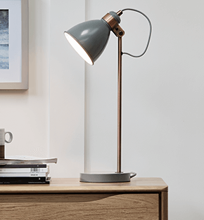 Furniture Village desk lamps