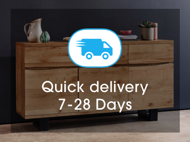Quick Delivery storage