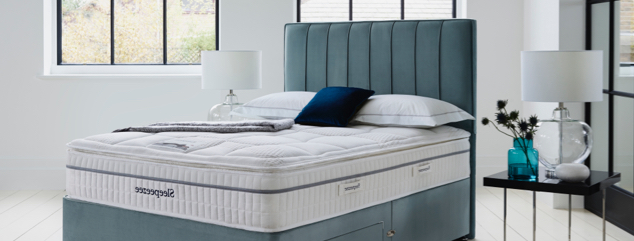 Use the Furniture Village mattress finder