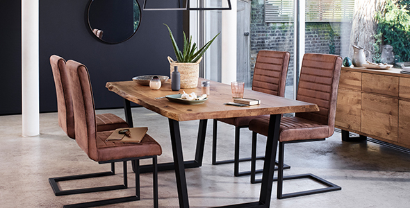 industrial furniture style. Browse Our Industrial Style Dining Sets In Characterful And Unique  Reclaimed Timber, Brushed Metals Or A Mix Of Materials. Industrial Furniture